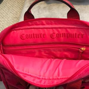 Juicy Couture Bags - Juicy Couture Computer bag